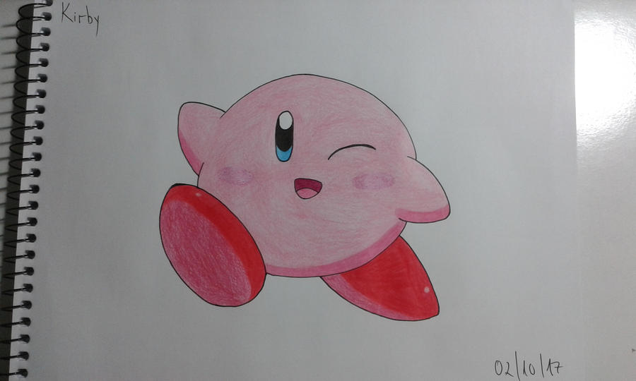 Kirby by Chrona-sama