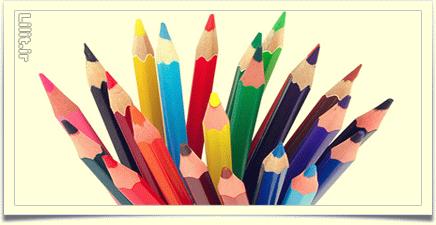 همه چیز دربارهٔ مداد رنگی