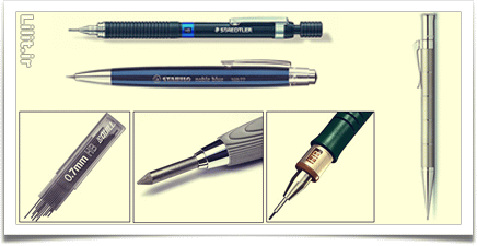 همه چیز دربارهٔ مداد اتود طراحی