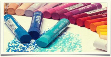همه چیز دربارهٔ پاستل و مدادشمعی نقاشی