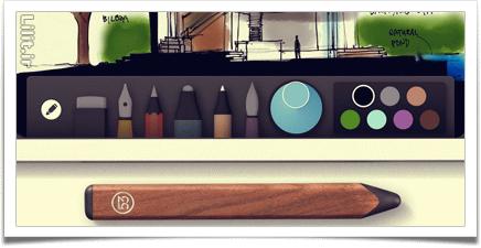 همه چیز دربارهٔ قلم آیپد طراحی و نقاشی دیجیتال