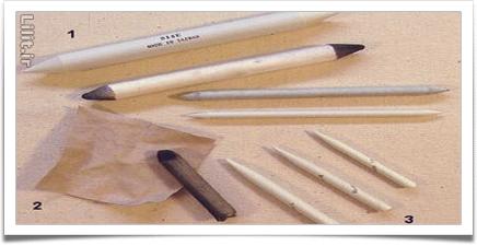 همه چیز دربارهٔ محو کن طراحی سیاه قلم