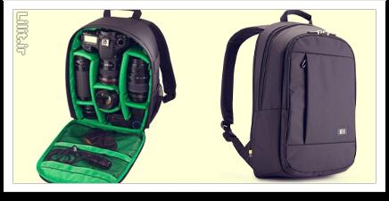 انتخاب کیف و کوله پشتی مناسب یک هنرمند