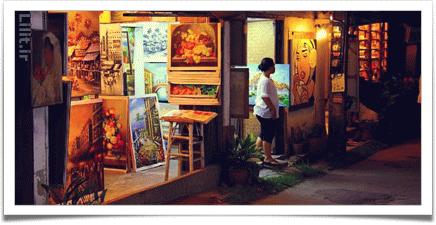 فروش آثار هنری بدون واسطه