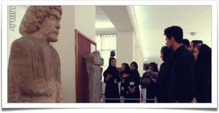 رشته راهنمای موزه ها – دانشگاه هنر