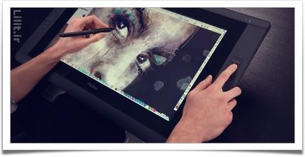نقاشی دیجیتال تلفیقی از واقعیت تا تخیل