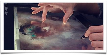 ابزارهای مورد نیاز نقاشی دیجیتالی