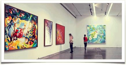 هزینه و قیمت اجاره و رزور گالری جهت برگزاری نمایشگاه نقاشی چقدر است؟
