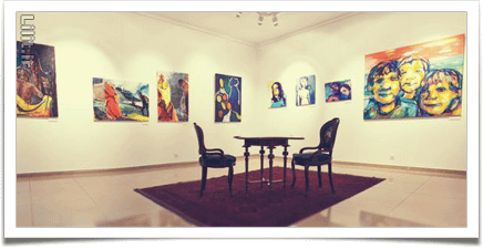 نمایشگاه نقاشی گالری لیلیت مناسب کدام هنرمندان و گروه ها است؟