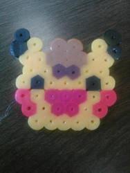 Perlers: Detective Pikachu Pin