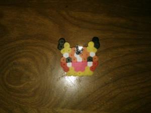 Perlers: Pikachu Libre Pin