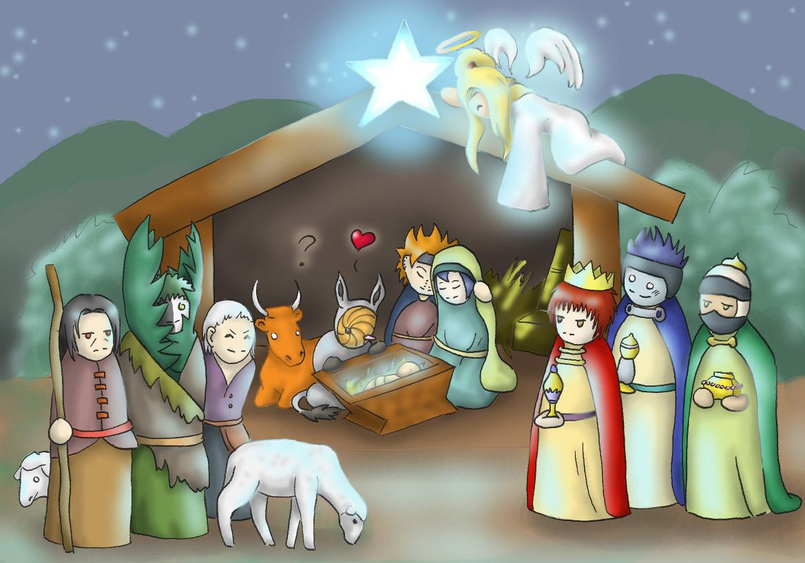 clipart nacimiento jesus - photo #38