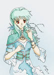 YYH: Ice Maiden