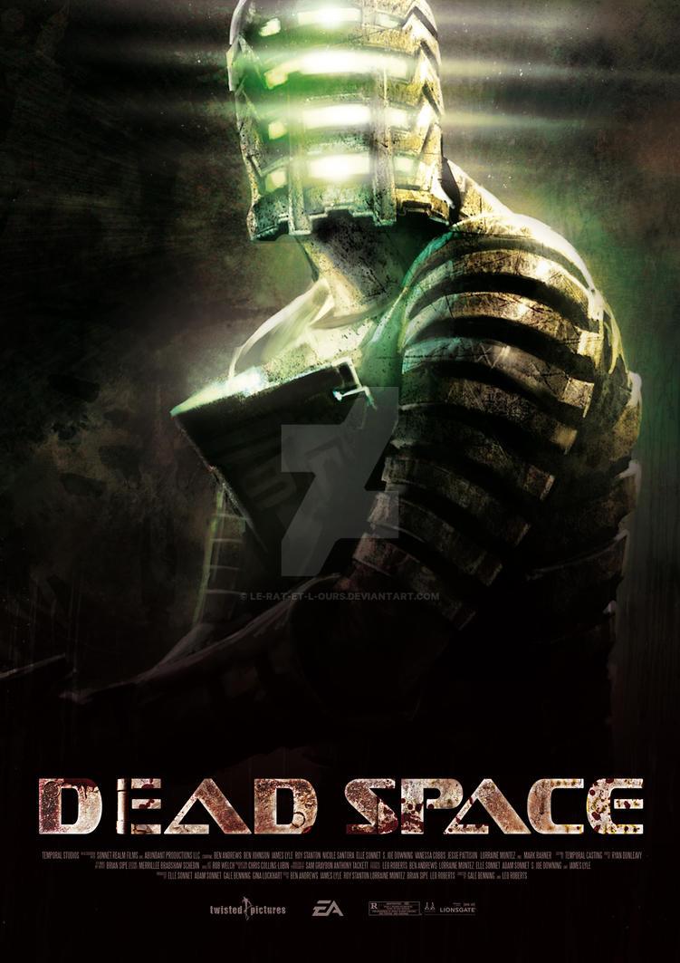 Dead Space by le-rat-et-l-ours