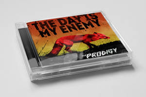 Alternate cover -The day is my enemy- The Prodigy