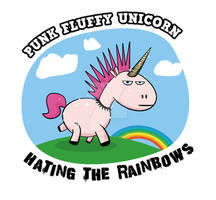 Barry The Unicorn