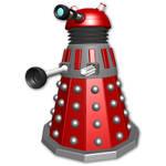 Dalek Icon by SireaSis