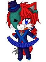 Wrath Chibi Pixel by SportyPrincess44