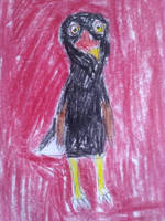 A Gift Art For DinoBirdy