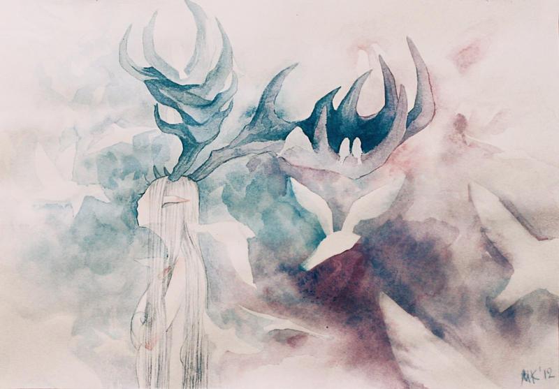 Spiritus saltus by MKannie