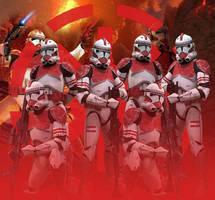 Shock Troopers by Commander-A-21-Felix