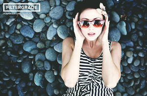 Filtered Light Fashion Photoshop Action by filtergrade
