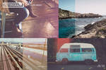 ColorWash Faded Photoshop Actions Examples