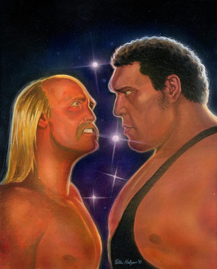 Wwe hulk hogan vs ric flair - 8b004