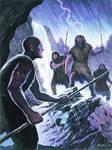 Neanderthal Meets Cro-Magnon