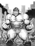 Hulk_black and white