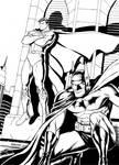 Superman and Batman 2 Ink