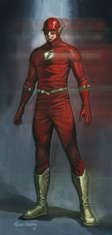 Flash Suit Design by Habjan81