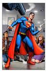 Superman sample pg 4 Colour
