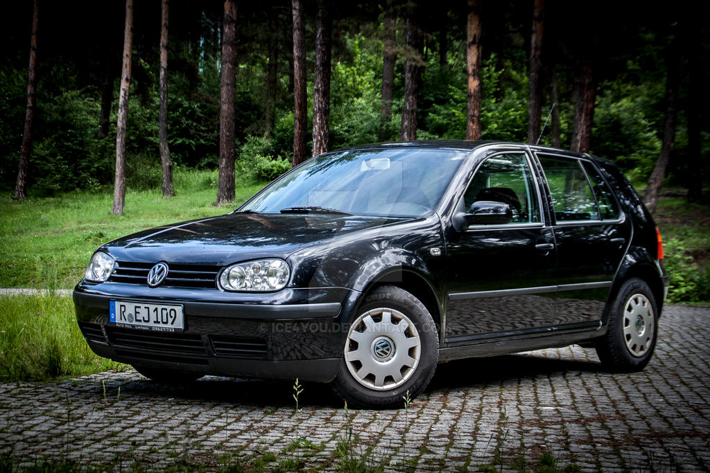 VW Golf MK4 by ice4you