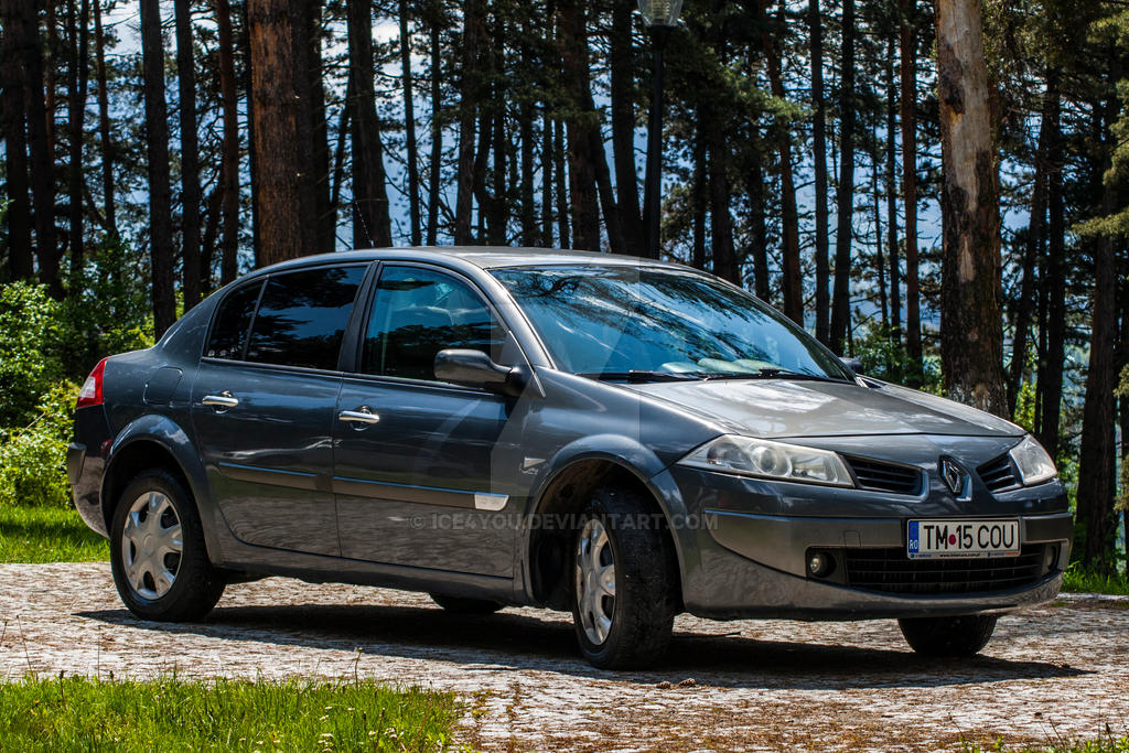 Renault Megane PH2 by ice4you
