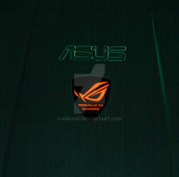 Republic Of Gamers powered by ASUS