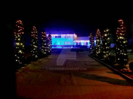 Santa's house?