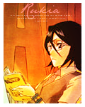 Rukia looking sophisticated by CaliforniaBabeWV