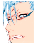 Grimmjow Jaegerjaques Icon by CaliforniaBabeWV