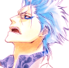 Grimmjow Jaegerjaques smexy by CaliforniaBabeWV