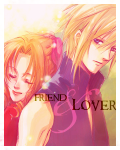 CloudxAerith are lovers icon by CaliforniaBabeWV