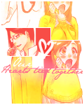 IshiHime Our Hearts Icon by CaliforniaBabeWV