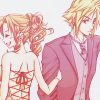 CloudxAerith Dirty Dancing by CaliforniaBabeWV
