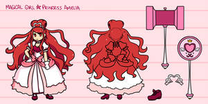 Princess Amelia Character Sheet