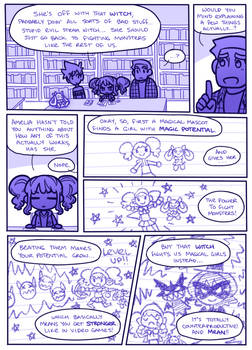 How I Loathe Being a Magical Girl - Page 56