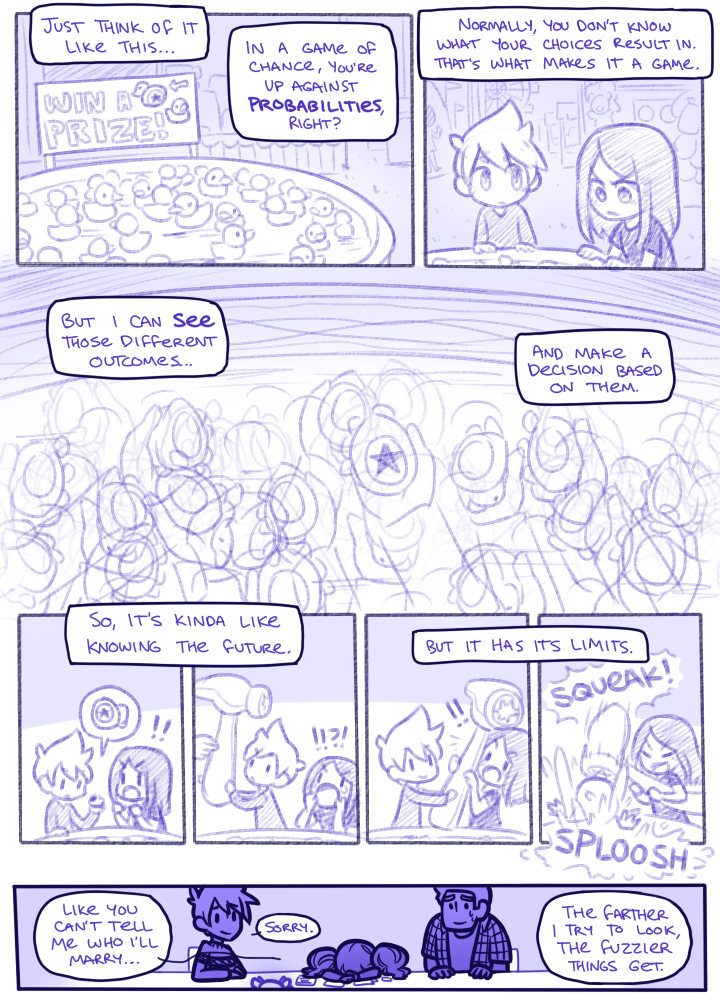 How I Loathe Being a Magical Girl - Page 58 by Nami-Tsuki