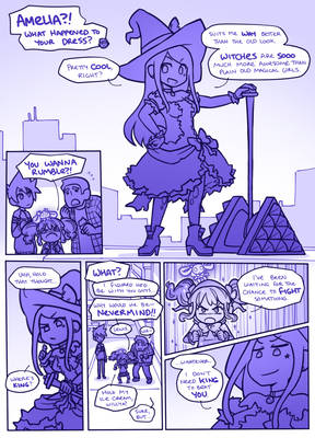 How I Loathe Being a Magical Girl - Page 62