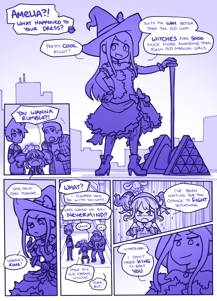 How I Loathe Being a Magical Girl - Page 62 by Nami-Tsuki
