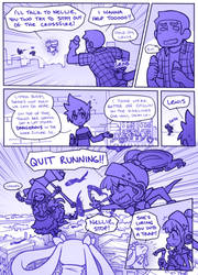 How I Loathe Being a Magical Girl - Page 65