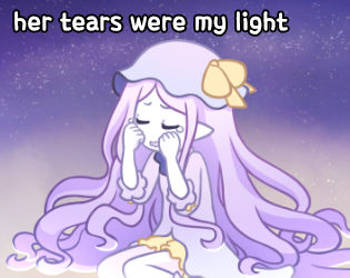 her tears were my light - a visual novel